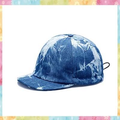 Croogo ショートブリム トラッカー キャップ つば短め キャップ 野球帽 染める アンパイアキャップ メンズ レデ
