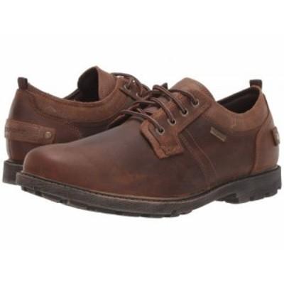 Rockport ロックポート メンズ 男性用 シューズ 靴 オックスフォード 紳士靴 通勤靴 Waterproof Rugged Bucks II Plain Toe【送料無料】
