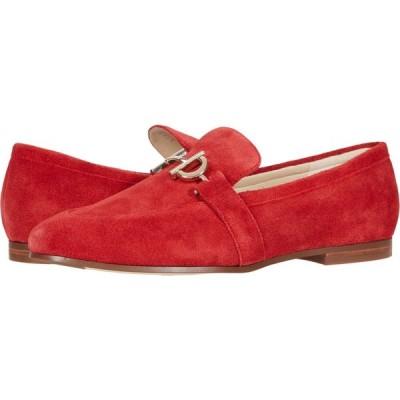 コールハーン Cole Haan レディース ローファー・オックスフォード シューズ・靴 Modern Classics Loafer Red Dahlia Suede
