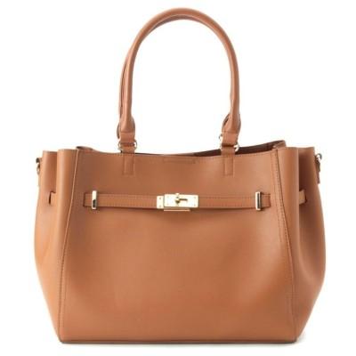 【A4収納可】【2way】ベルトデザインバッグ