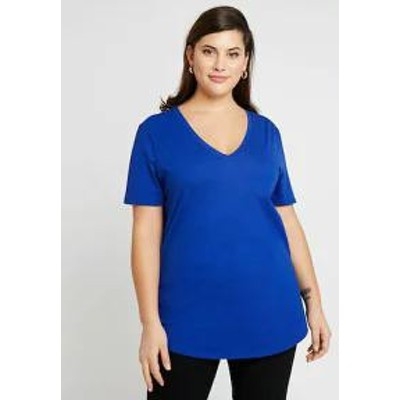 Zalando Essentials Curvy レディーストップス Zalando Essentials Curvy Print T-shirt - surf the