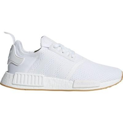 アディダス adidas メンズ スニーカー シューズ・靴 Originals NMD_R1 Shoes White/Gum