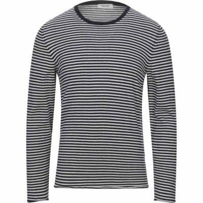 クロスリー CROSSLEY メンズ ニット・セーター トップス Sweater Dark blue