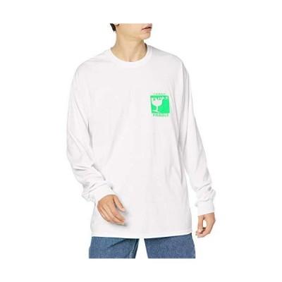 サイラス Tシャツ FRAGILE LS TEE メンズ WHITE L