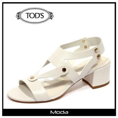 トッズ サンダル レディース TOD'S 靴 ブランド スリングバック ローヒール