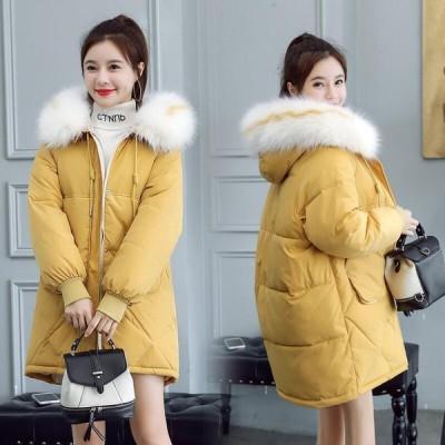 韓国風 レディース ショート丈コート 中綿ジャケット 上着 カジュアル 防寒 防風 OL 通勤 暖かい アウター 学生 希少 通学 上質コート