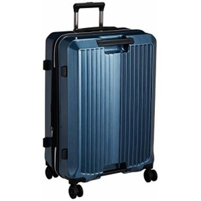 [シフレ] ハードジッパースーツケース MCL2159 ミチコロンドン 機内持ち込み可 保証付 91L 67 cm 4.5kg