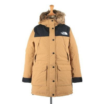 Mountain Down Coat -UTILITY BROWN (NDW91935) The North Face -Women-(ザノースフェイス)