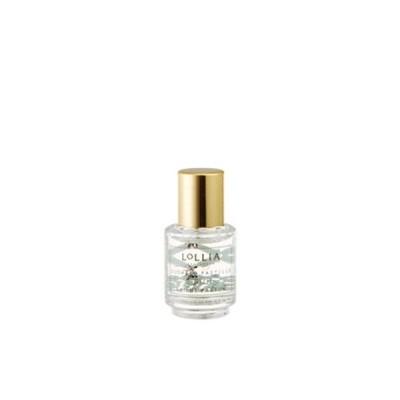 ロリア(LoLLIA) ミニオードパルファム約3ml Wish(香水 バニラ、ライスフラワー、アンバー、ベルガモットの香り)