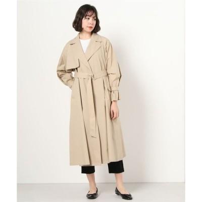 コート トレンチコート Ray BEAMS / ラップ ベルテッド コート