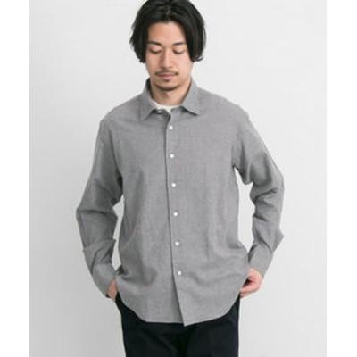 URBAN RESEARCH Tailor ビエラピーチシャツ