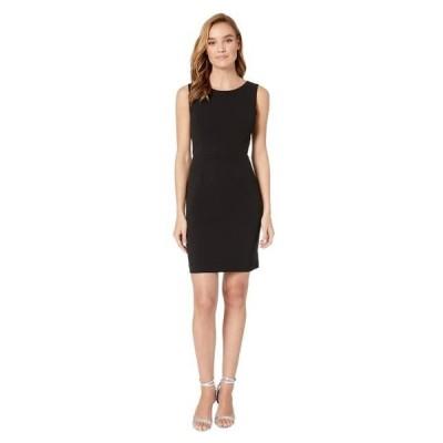 ベッツィジョンソン レディース ドレス  Scuba Crepe Cross-Back Dress