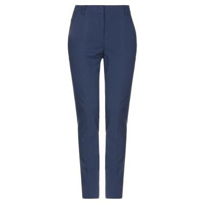 PESERICO SIGN パンツ ブルー 38 コットン 95% / ポリウレタン 5% パンツ