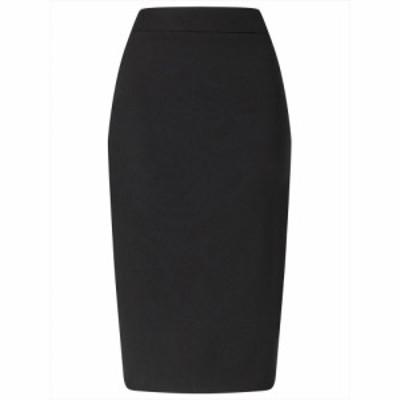 アリエラ ロンドン Ariella London レディース ひざ丈スカート ペンシルスカート スカート Ariella Isa Crepe Pencil Skirt With Zip BLA