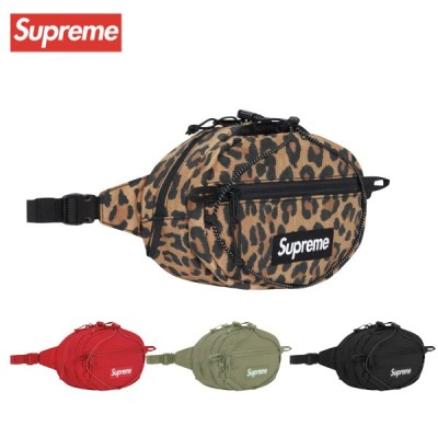 Supreme Waist Bag 4color 2020AW シュプリーム ウエストバッグ ポーチ 4カラー 2020年-2021年秋冬