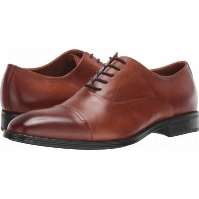 ケネス コール Kenneth Cole New York メンズ 革靴・ビジネスシューズ レースアップ シューズ・靴 Micah Lace-Up C Cognac