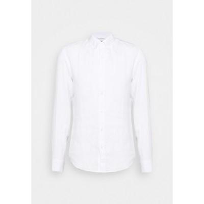 マイケルコース メンズ シャツ トップス Shirt - white white