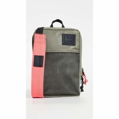 ハーシェル サプライ Herschel Supply Co. メンズ バッグ Sinclair Large Bag Dusty Oli/e/Tonal Camo