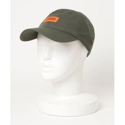 Lazar / UNIVERSAL OVERALL/ユニバーサルオーバーオール T/Cツイル ワンポイント ローキャップ/ワークキャップ MEN 帽子 > キャップ