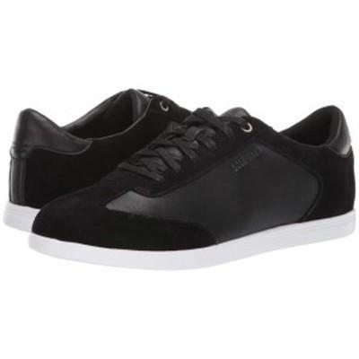 コールハーン レディース スニーカー シューズ Grand Crosscourt Turf Black Leather/Suede/Optic White