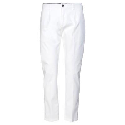 デパートメント 5 DEPARTMENT 5 パンツ ホワイト 36 コットン 97% / ポリウレタン 3% パンツ