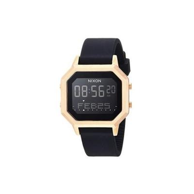 ニクソン Siren SS レディース 腕時計 時計 ファッションウォッチ Rose Gold/Black