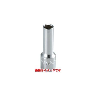 【メール便選択可】トネ 3S-12L ディープソケット 差込角9.5×12mm TONE