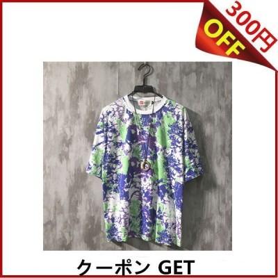 Tシャツ メンズ 半袖 ロゴプリント カットソー Tシャツ 人気 おしゃれ 2019 夏
