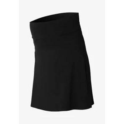 Queen Mum レディーススカート Queen Mum A-line skirt - black black