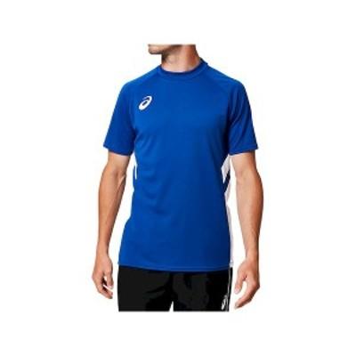 アシックス 4550214606896 2101A038 ゲームシャツ アシツクスブルー サイズ:L