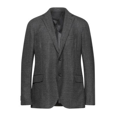 ラルディーニ LARDINI テーラードジャケット グレー 54 ウール 100% テーラードジャケット