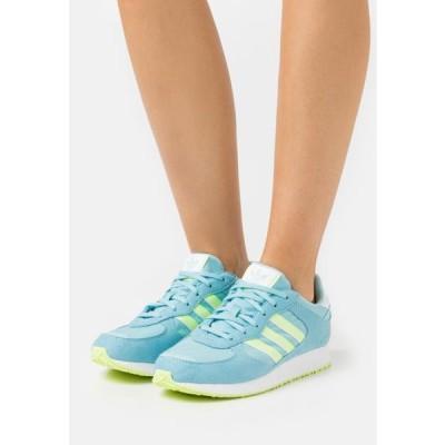 アディダス レディース 靴 シューズ SPECIAL 21 - Trainers - haze sky/hi-res yellow/footwear white