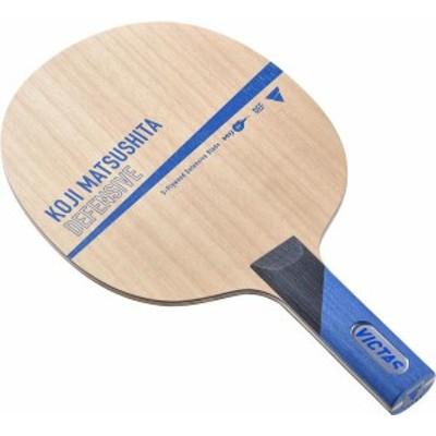 株式会社VICTAS タッキュウ 卓球ラケット VICTAS KOJI MATSUSHITA DEFENSIVE ST 19 ラケット(028205)