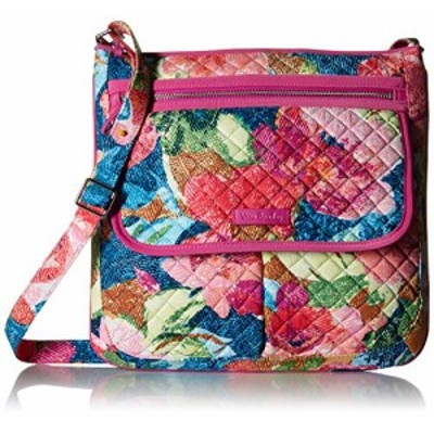 ヴェラブラッドリー パスケース IDケース Vera Bradley Women's Signature Cotton Mailbag Crossbod