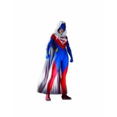 送料無料 DC Direct Superman: New Krypton Series 1: Superwoman Action Figure