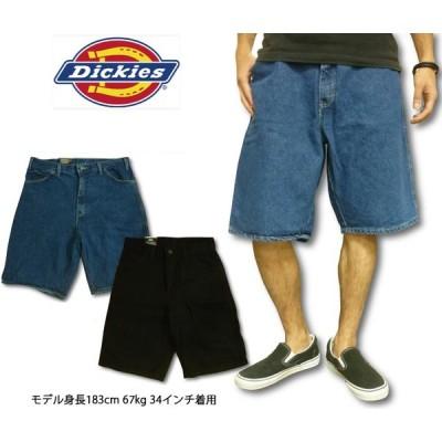 ディッキーズ DICKIES 2カラー 11インチ リラックスフィット マルチポケット ショーツ