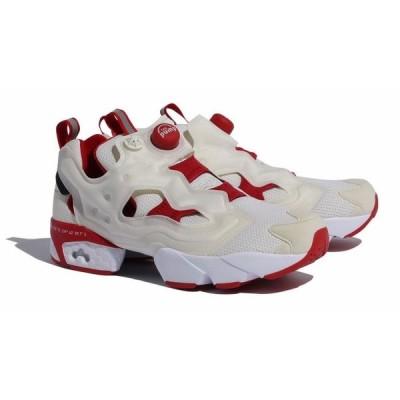 リーボック Reebok スニーカー インスタポンプフューリー FW4753 白 赤  CITY PACK TOKYO Instapump Fury OG Shoes シューズ 靴 ホワイト レッド 東京