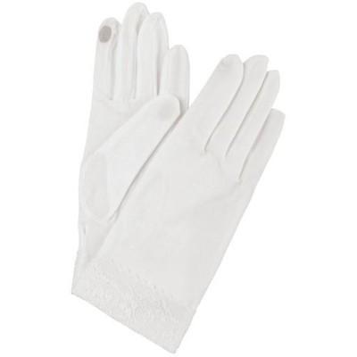 抗菌防臭加工のクリーン手袋/ホワイト
