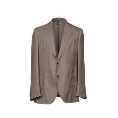 LABORATORI ITALIANI テーラードジャケット ファッション  メンズファッション  ジャケット  テーラード、ブレザー カーキ