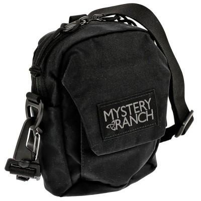 MYSTERY RANCH ミステリーランチ BOP/BLK ショルダーバッグ メンズ 送料無料