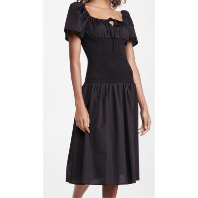 チャオ ルチオ Ciao Lucia レディース ワンピース ワンピース・ドレス Chiara Dress Black