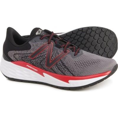 ニューバランス New Balance メンズ ランニング・ウォーキング シューズ・靴 Fresh Foam Evare Running Shoes Black/Red
