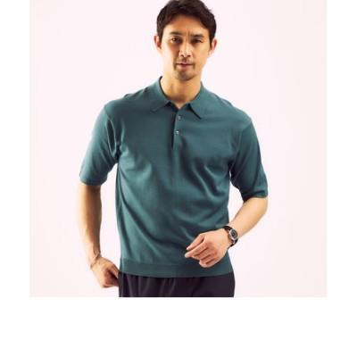 < 機能 / 手洗い可 > CSD ペーパー 天竺 ポロシャツ