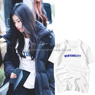 送料無料◆IZONE Hye Won 韓流グッズ Tシャツ 周辺 応援服 打歌服 ペアルック Tシャツ男女兼用 半袖Tシャツ 激安