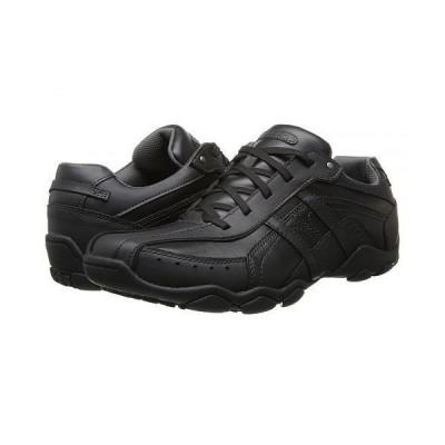 SKECHERS スケッチャーズ メンズ 男性用 シューズ 靴 スニーカー 運動靴 Diameter 2 - Black