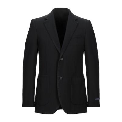 ランバン LANVIN テーラードジャケット ブラック 52 ウール 100% テーラードジャケット