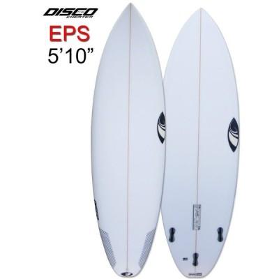 """シャープアイサーフボード SHARP EYE SURFBOARDS DISCOcheaterモデル EPS5'10"""" FCS2 TRI(フィンなし)カーボンパッチ入り マルシオ・ゾウビシェープ/サーフィン"""