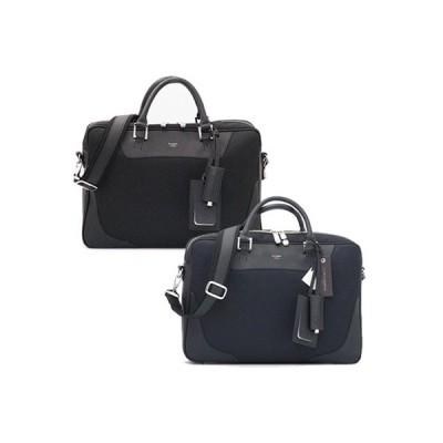 ペッレモルビダ PELLE MORBIDA ブリーフ バッグ ビジネスバッグ シングルルーム capitano briefcase キャピターノ 2way メンズ ナイロン レザー ca102