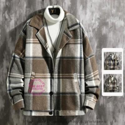 コーチジャケット メンズ ブルゾン 中綿 ジャケット 切り替え カジュアル おしゃれ 大きいサイズ 春服