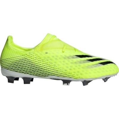 アディダス シューズ レディース サッカー adidas X Ghosted.2 FG Soccer Cleats Yellow/Black